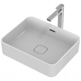 Ideal Standard Strada 2 Vessel Countertop Basin 500mm Wide 0 Tap Hole