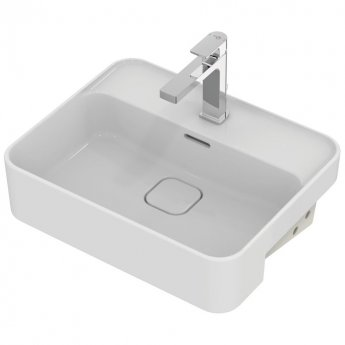 Ideal Standard Strada 2 Semi Countertop Basin 500mm Wide 1 Tap Hole