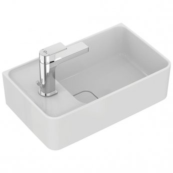 Ideal Standard Strada 2 Countertop Basin 450mm Wide Left Hand