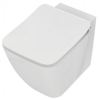Ideal Standard Strada 2 Back to Wall Toilet WC - Soft Close Seat