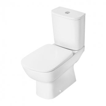 Ideal Standard Studio Echo Close Coupled Toilet with 6/4 Litre Cistern - Soft Close Seat