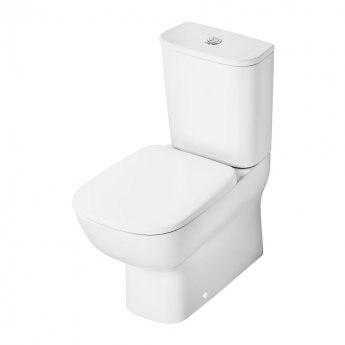 Ideal Standard Studio Echo Short Projection Close Coupled Toilet with 4/2.6 Litre Cistern - Standard Seat