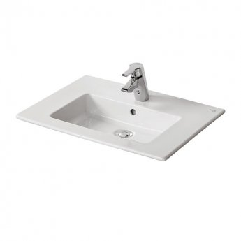 Ideal Standard Tempo 610mm Vanity Washbasin 1 Tap Hole