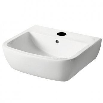 Ideal Standard Tempo Washbasin 500mm Wide 1 Tap Hole