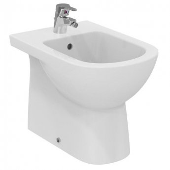 Ideal Standard Tempo Back to Wall Bidet 360mm Wide - 1 Tap Hole