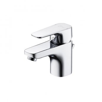Ideal Standard Tempo Basin Mixer Tap with Pop Up Waste - Chrome