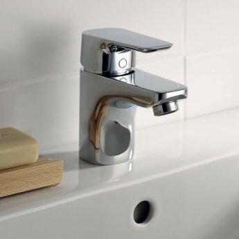 Ideal Standard Tempo Basin Mixer Tap - Chrome