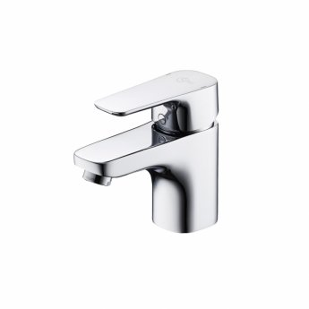 Ideal Standard Tempo Basin Mixer Tap Single Handle Chrome