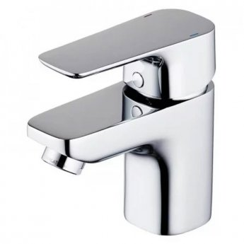 Ideal Standard Tempo Mini Basin Mixer Tap Without Waste - Chrome