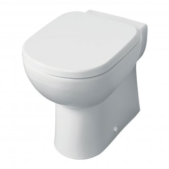Ideal Standard Tempo Back to Wall Toilet WC - Standard Seat and Cover