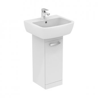 Ideal Standard Tempo 1-Door Pedestal Unit Gloss White