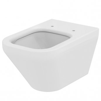 Ideal Standard Tonic 2 Aquablade Wall Hung Toilet WC - Excluding Seat