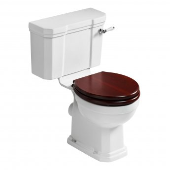 Ideal Standard Waverley Close Coupled Toilet Pan Only