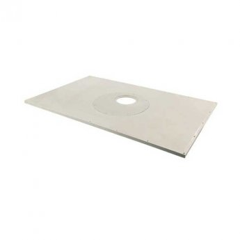 Impey Level-Dec Easyfit Tray Former, 900mm X 900mm For Vinyl Floor, Grey