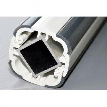 Impey Maxi-Grip Plus Hand Rail White/Grey 450mm