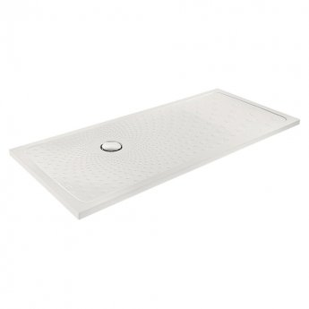Impey Slimline 35 Rectangular Shower Tray with Waste 1500mm x 750mm Flat Top