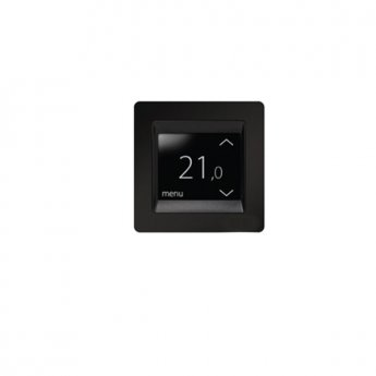 Impey TOUCH Thermostat Timer - Black