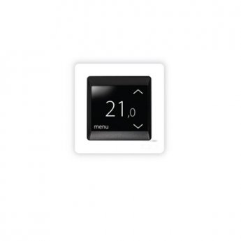 Impey TOUCH Thermostat Timer - White