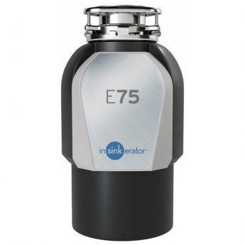 InSinkErator E75 Waste Disposal Unit and Air Switch