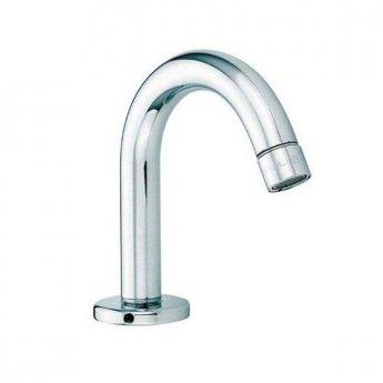 Inta Basin Mounted Fixed Washroom Sink Spout
