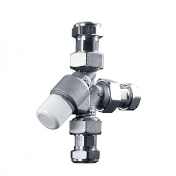 Inta L Mix Thermostatic Mixing Valve 22mm