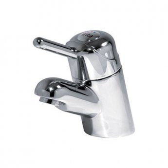 Inta Intatherm TMV3 Thermostatic Basin Mixer Tap with Copper Tails, Chrome