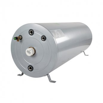 Joule Horizontal In-Direct Unvented Cylinder, 125 Litre, Stainless Steel