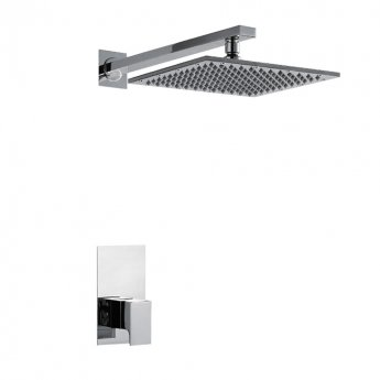 JTP Antler Concealed Mixer Shower with Fixed Head