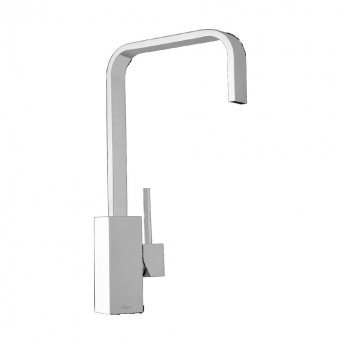 JTP Dax Mono Kitchen Sink Mixer Tap - Chrome