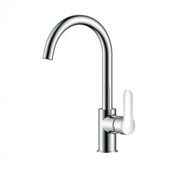 JTP Essence Kitchen Sink Mixer Tap - Chrome