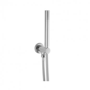 JTP Florence Triple Concealed Mixer Shower with Shower Handset + Fixed Head