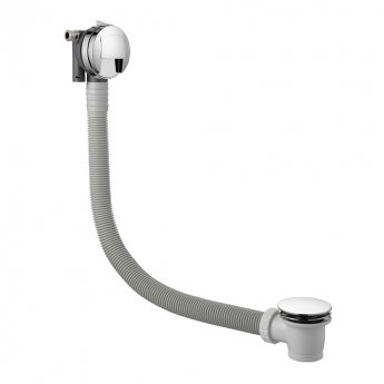 JTP Florentine Dual Concealed Mixer Shower with Fixed Head + Bath Filler