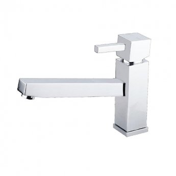 JTP Kubix Mono Kitchen Sink Mixer Tap - Chrome