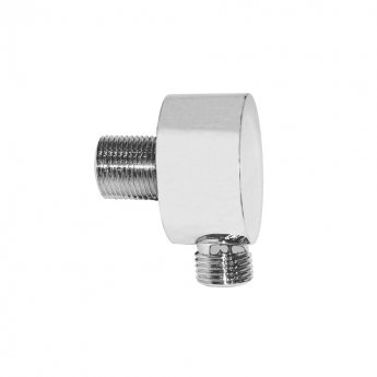 JTP Luxury Shower Outlet Elbow - Chrome