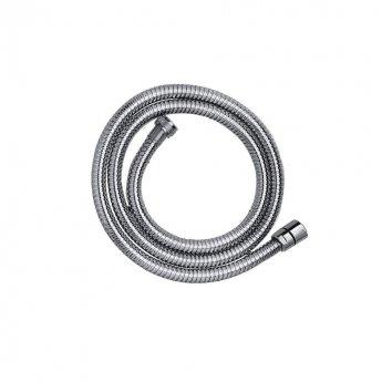 JTP Metal Shower Hose, 1250mm Length, Chrome