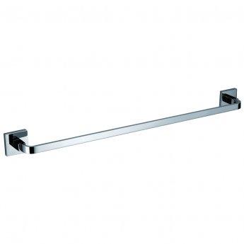 JTP Mode Single Towel Bar 500mm Wide - Chrome