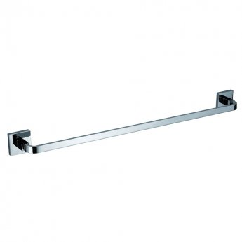 JTP Mode Single Towel Bar 500mm Wide - Chrome