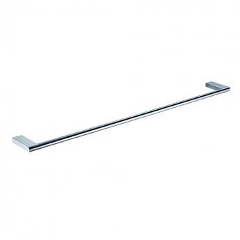 JTP Plus Single Towel Bar 648mm Wide - Chrome