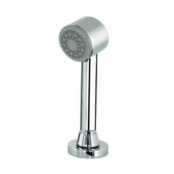 JTP Round Extractable Shower Handset, Single Function, Chrome