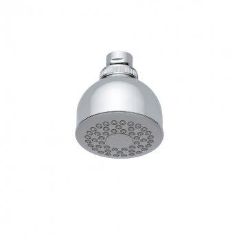 JTP Spot Multifunction Fixed Shower Head 73mm Diameter - Chrome