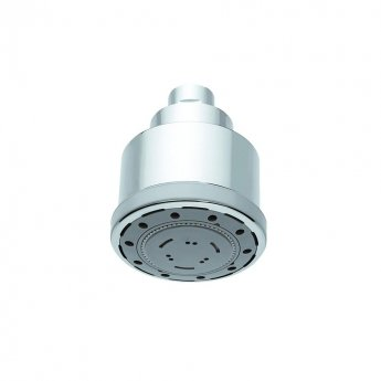 JTP Techno Multi-Function Fixed Shower Head, Chrome