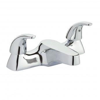 JTP Topmix Bath Filler Tap Deck Mounted - Chrome
