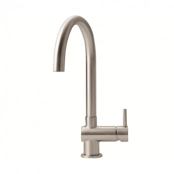 JTP Zeeca Mono Kitchen Sink Mixer Tap - Chrome