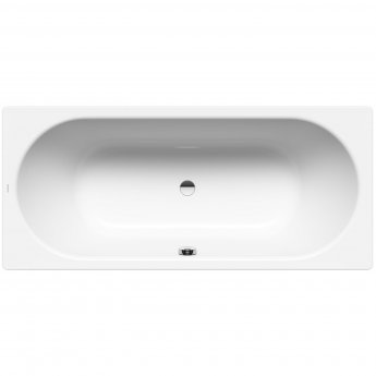 Kaldewei Classic Duo Rectangular Steel Bath, 1800mm x 750mm, 0 Tap Hole