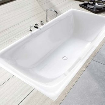 Kaldewei Silenio Rectangular Bath 1700mm x 750mm 0 Tap Hole