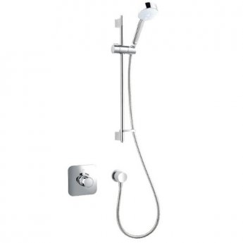 Mira Adept Sequential Concealed Mixer Shower with Shower Kit