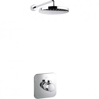 Mira Adept Plus Sequential Concealed Mixer Shower with Fixed Head