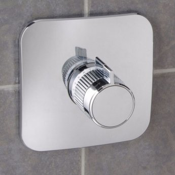 Mira Adept Eco Sequential Concealed Mixer Shower with Shower Kit