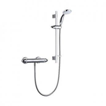 Mira Coda Pro Bar Mixer Shower with Shower Kit