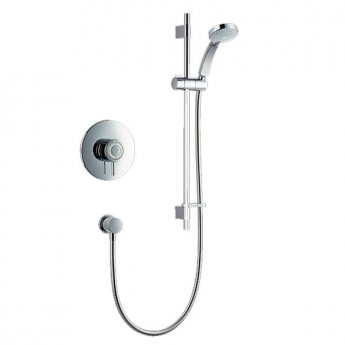 Mira Element Sequential Concealed Mixer Shower with Shower Kit